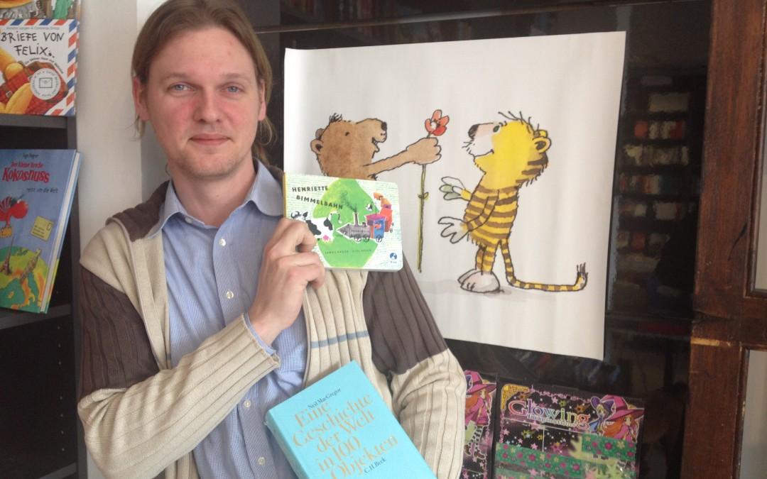 Die Berliner Buchhandlung Schwericke empfiehlt …