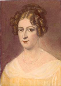 Rahl Varnhagen, um 1817; © akg-images
