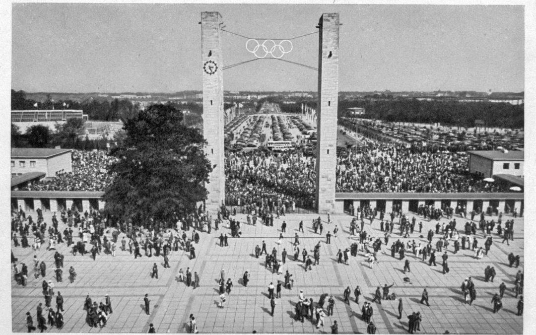 Knipsen erwünscht! Privatfotografien der Olympischen Spiele 1936 in Berlin