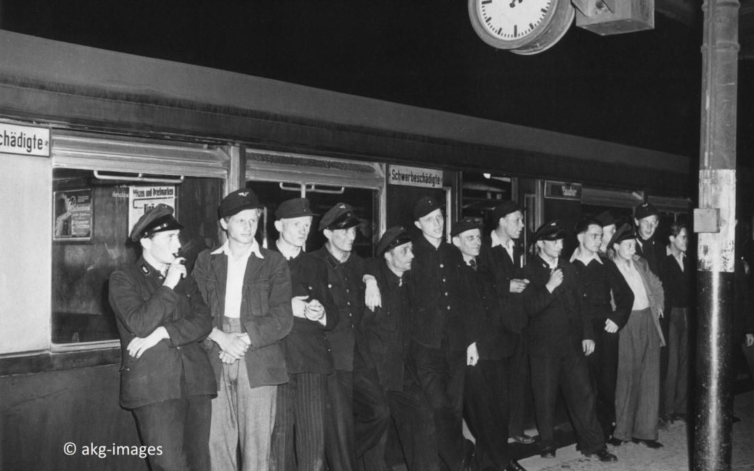 Berliner Verkehrsgeschichte: 1945-1961. Wiederaufbau und Teilung