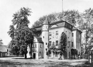 Das Jagdschloss im Grunewald um 1930 @ akg-images, Berlin