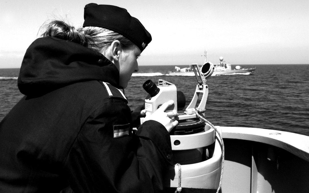 Welt im Wandel – Marine im Wandel. Die Deutsche Marine 1990–2011