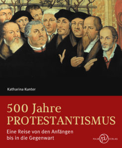 Cover 500 Jahre Protestantismus