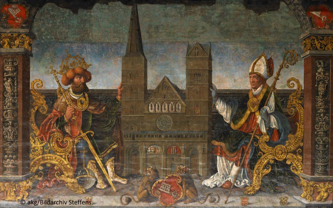 Von Paderborn bis Bremen, von Hamburg nach Haithabu: Norddeutschland wird christlich