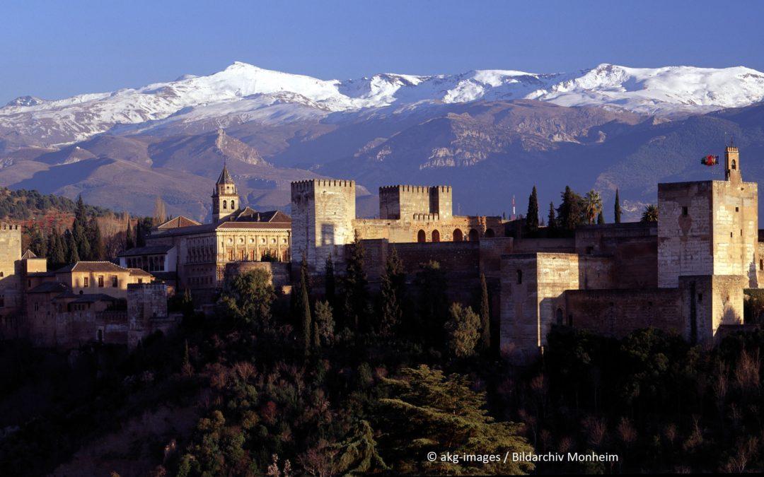 Die Alhambra: der Sitz der Schönheit
