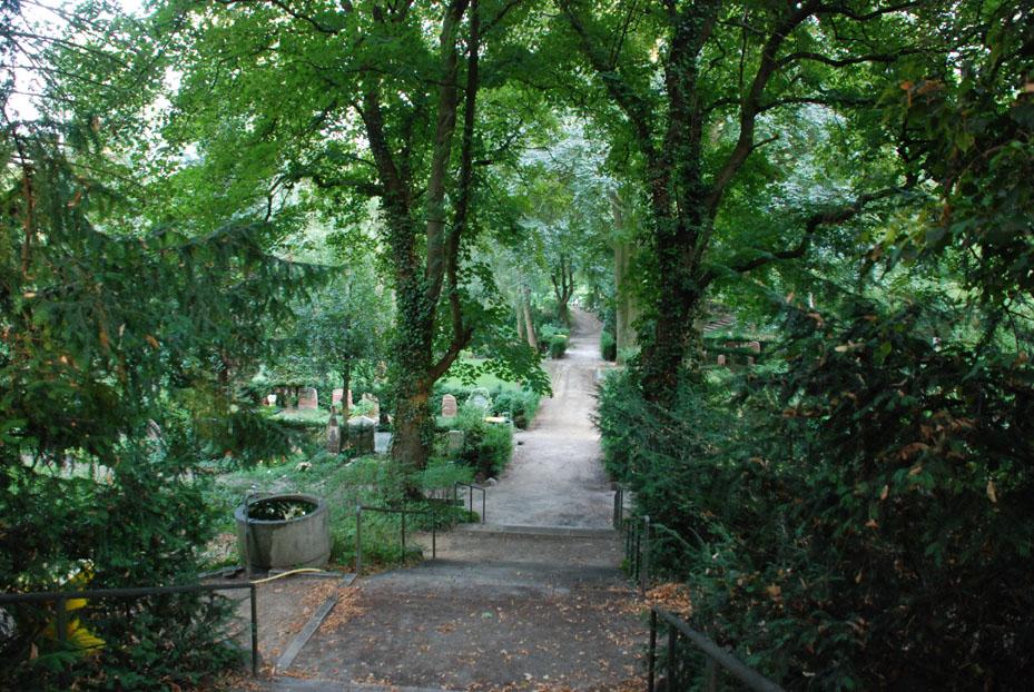 Der schönste Friedhof Berlins