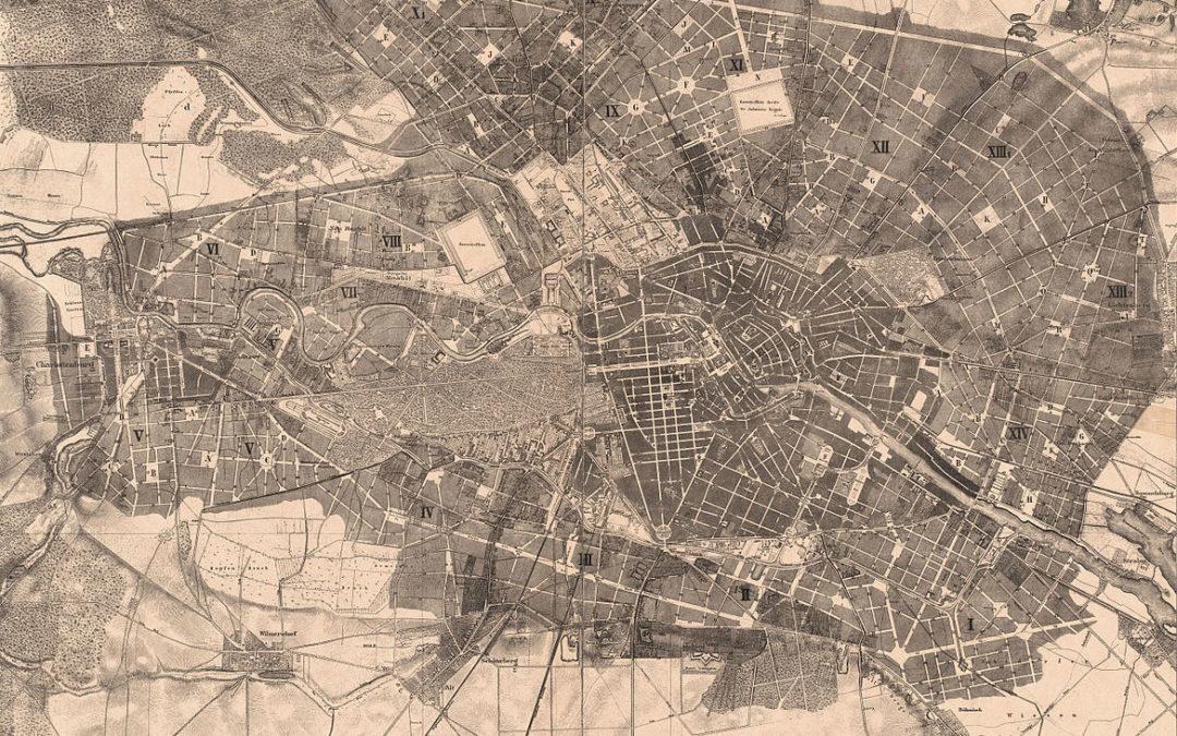 1920: Groß-Berlin entsteht